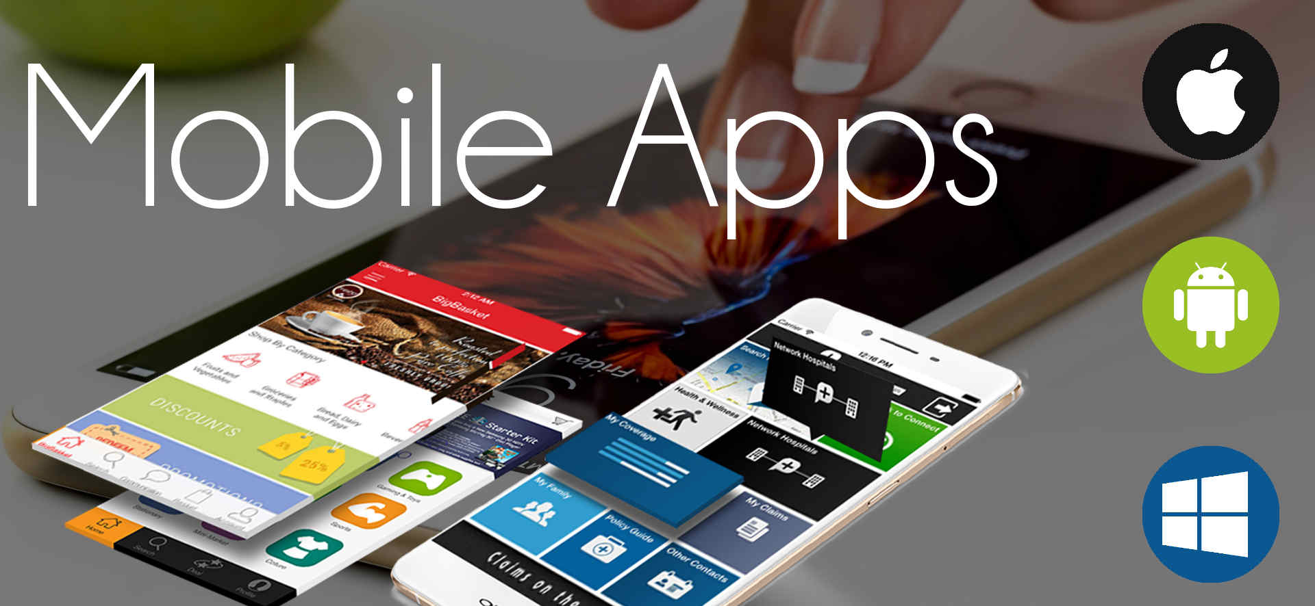 Mobile app development exolog for Who can design an app for me